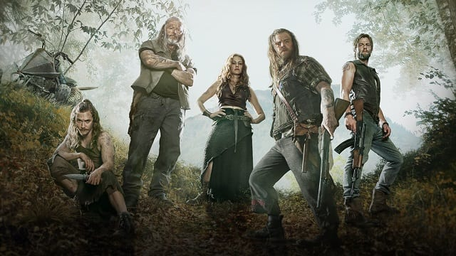 Seriencamp: Outsiders S01E01E02 – Farrell Wine / Doomsayer