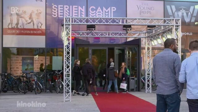 BR Kurzbeitrag zum SERIENCAMP 2016