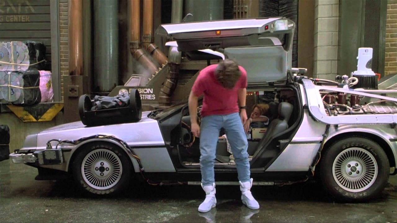 Zurück in die Zukunft: Nike Sneaker à la Marty McFly kommen jetzt doch