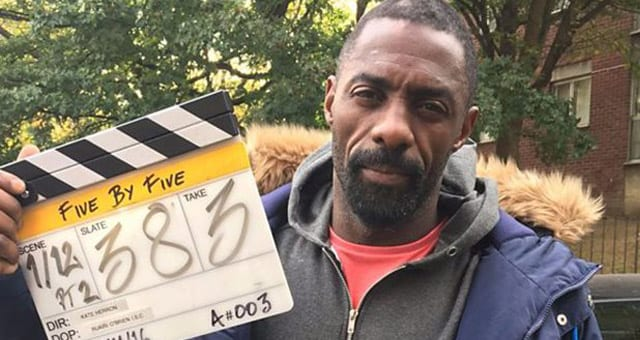 Idris Elba in BBC Kurzfilm-Miniserie