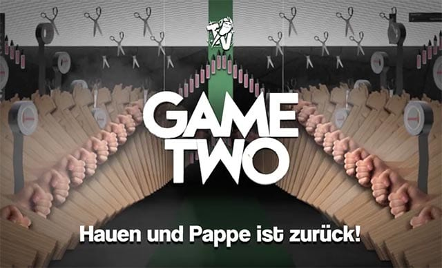 "Die Rocket Beans machen ""Game Two"""