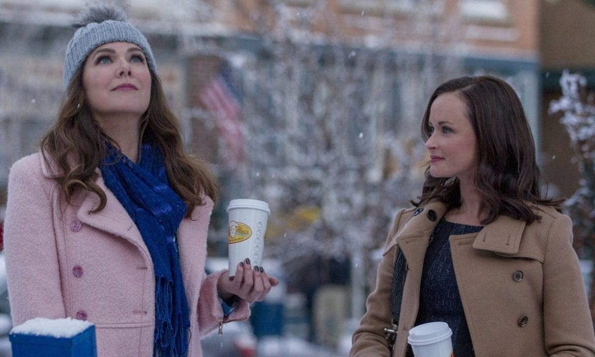 Review: Gilmore Girls: A Year In The Life S01E01 – Winter