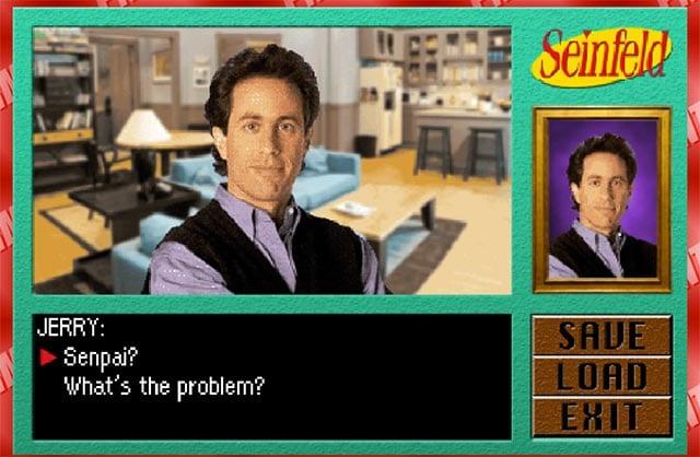 Kostenlos spielbares Seinfeld-Adventure