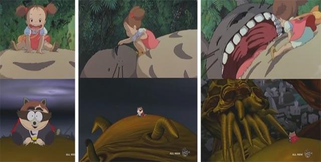 south-park-totoro-parody South Parks Totoro-Parodie im Vergleich zum Original
