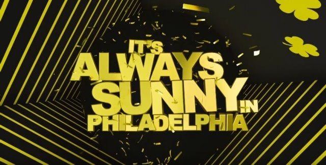 It's Always Sunny In Philadelphia: Trailer 12. Staffel