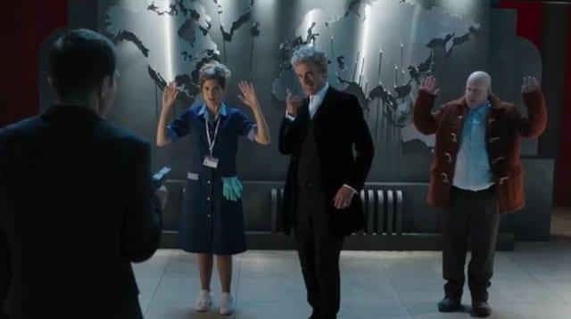 Doctor Who Xmas Sneak Peek 2016