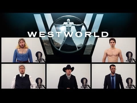 Westworld A Capella