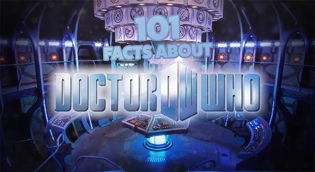 101 Doctor Who-Fakten
