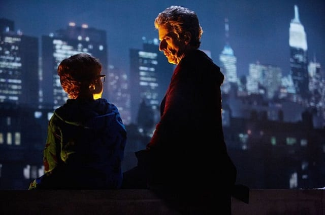 "Review: Doctor Who ""The Return of Doctor Mysterio"""