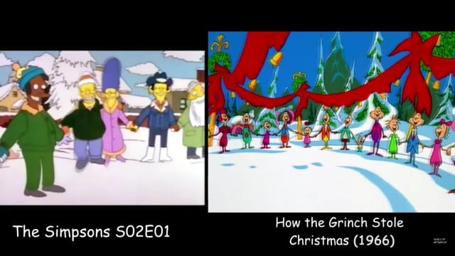Alle Filmreferenzen in The Simpsons S01-08