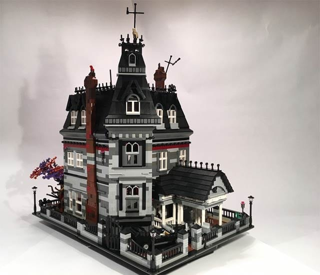 LEGO Addams Family Mansion