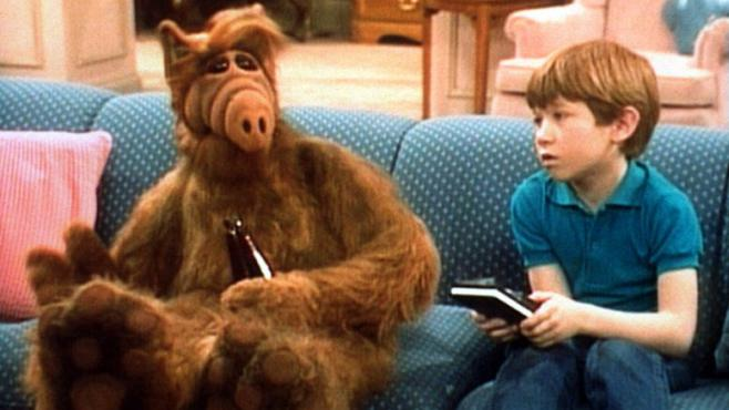 ALF in Cartoons, Serien, Filmen und TV-Shows