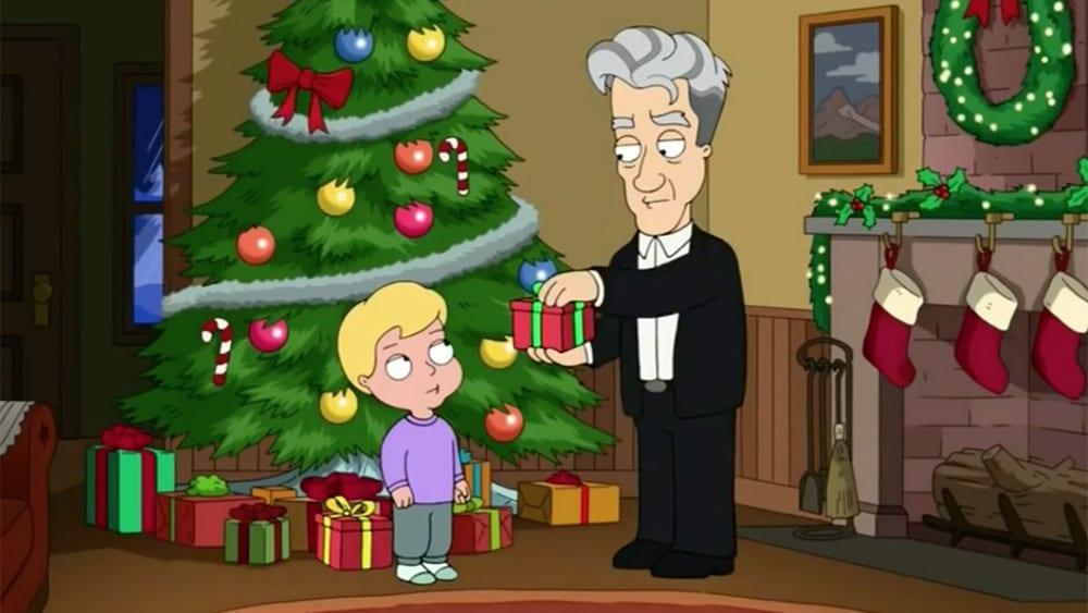 David Lynch in Family Guy