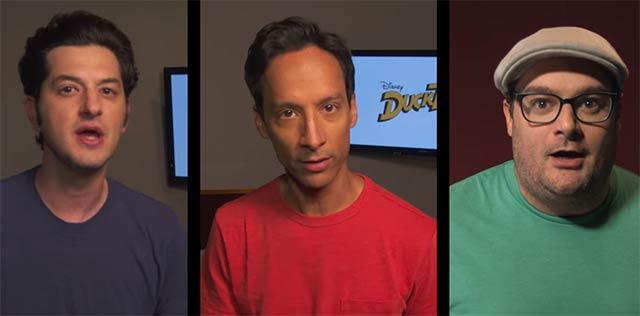 Neuer DuckTales-Cast singt alten Titelsong