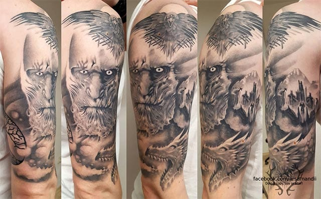 game-of-thrones-fan-art-white-walker-tattoo