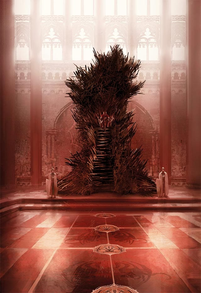 game-of-thrones-fanart-iron-throne