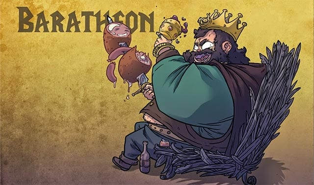 game-of-thrones-fanart-robert-baratheon