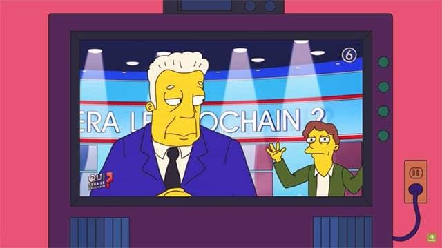 Greenpeace parodiert die Simpsons für den Wahlkampf in Frankreich
