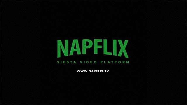 Napflix streamt euch in den Schlaf
