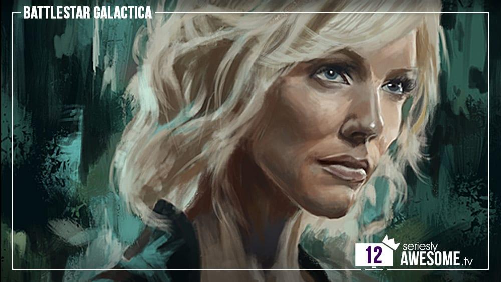 sAWEntskalender 2016 – Tür 12: Fan-Art zu Battlestar Galactica