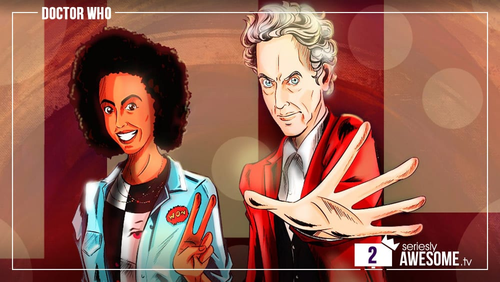 sAWEntskalender 2016 – Tür 2: Fan-Art zu Doctor Who