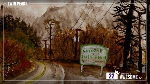 sAWEntskalender 2016 – Tür 22: Fan-Art zu Twin Peaks