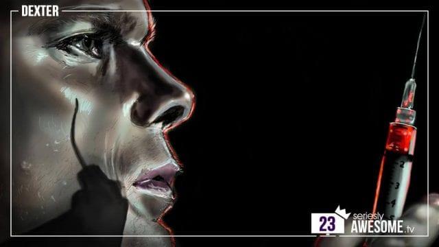 sAWEntskalender 2016 – Tür 23: Fan-Art zu Dexter