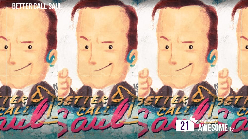 sAWEntskalender 2016 – Tür 21: Fan-Art zu Better Call Saul