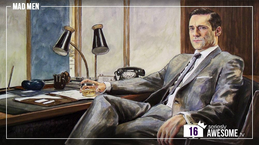 sAWEntskalender 2016 – Tür 16: Fan-Art zu Mad Men