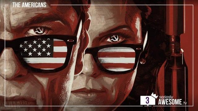 sAWEntskalender 2016 – Tür 3: Fan-Art zu The Americans