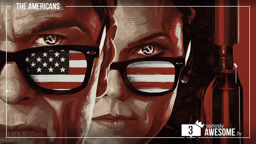 sAWEntskalender 2016 – Tür 3: Fan-Art zu The Americans