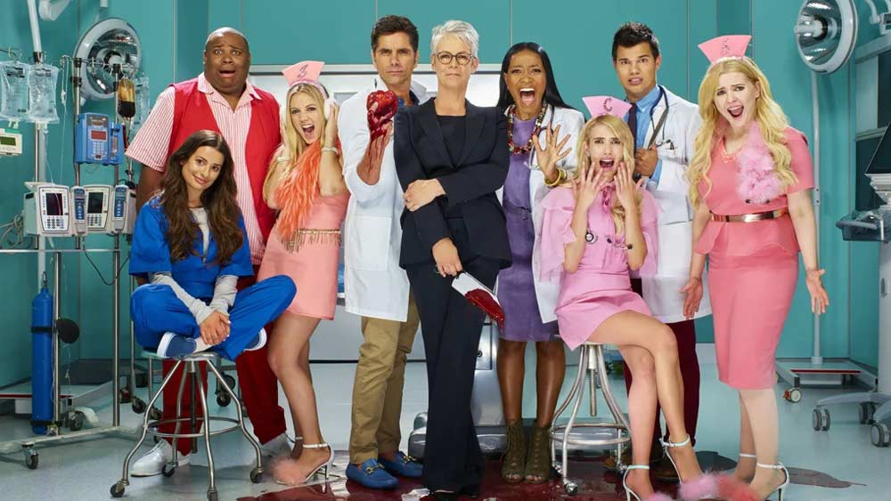 Review: Scream Queens – Staffel 2