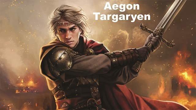 Die Geschichte von Aegon Targaryen