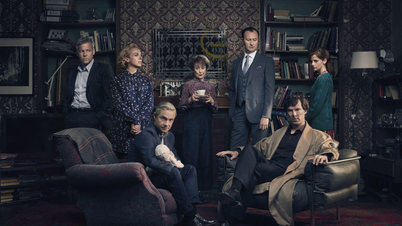 Sherlock: Deutschland-Termine für Staffel 4