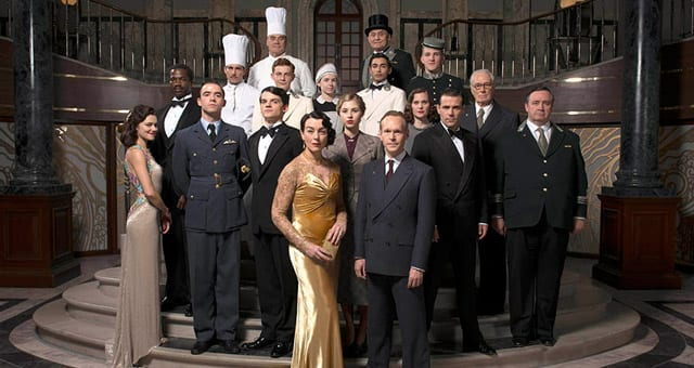 Review: The Halcyon S01E01 – Pilot
