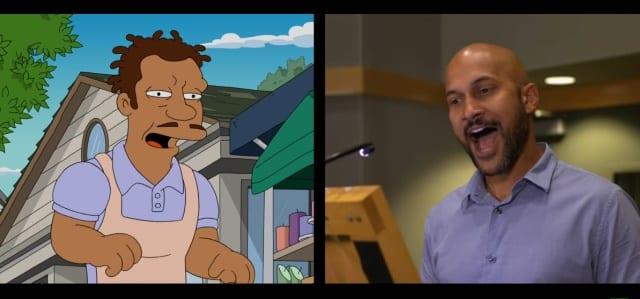 The Simpsons: Einblicke in einstündige Hip-Hop-Folge