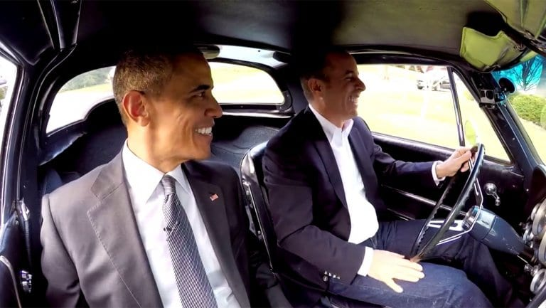 Comedians In Cars Getting Coffee American Comedy Series