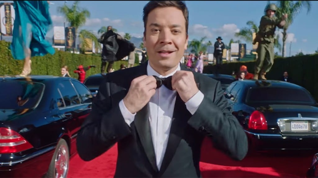 Golden Globes: Jimmy Fallons geniales Opening