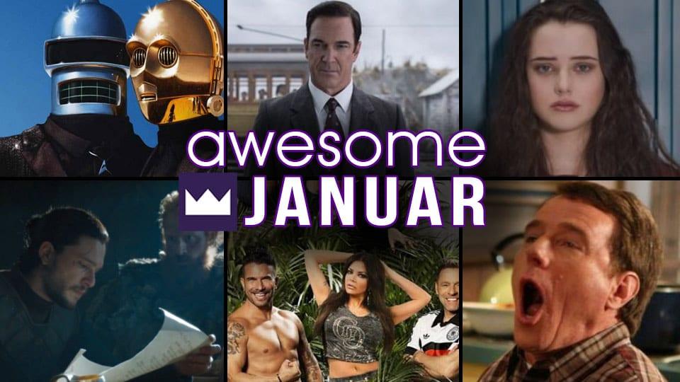 awesome Januar