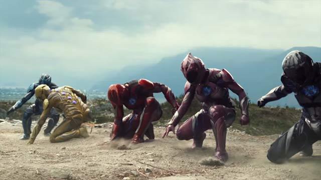 Neuer Trailer zum Power Rangers-Film