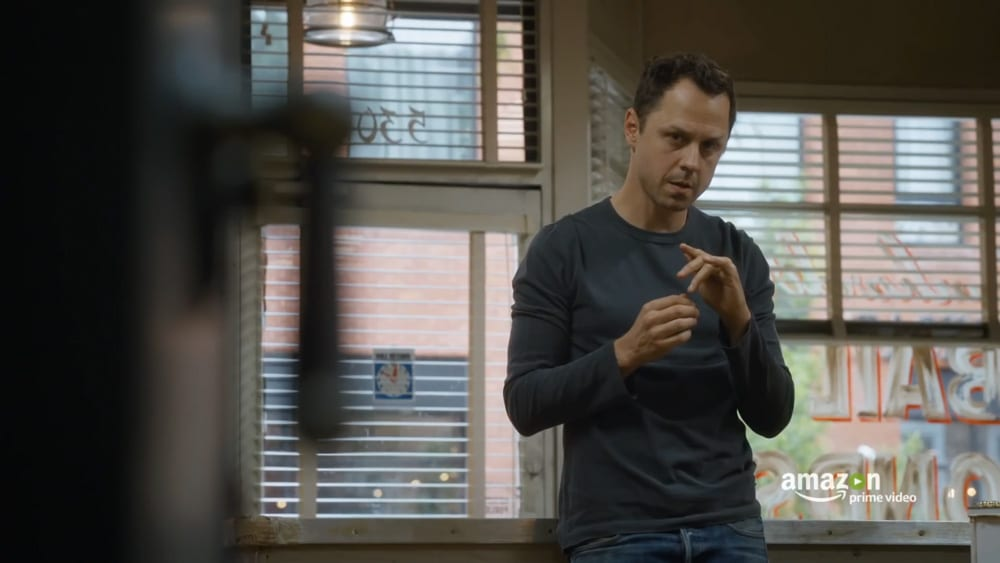 Review: Sneaky Pete – Staffel 1