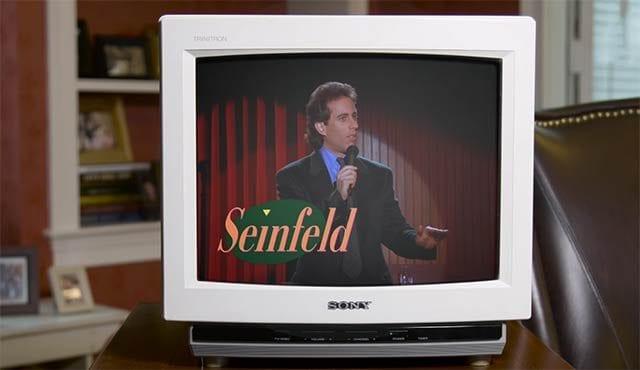 Das Seinfeld-Theme wurde total improvisiert