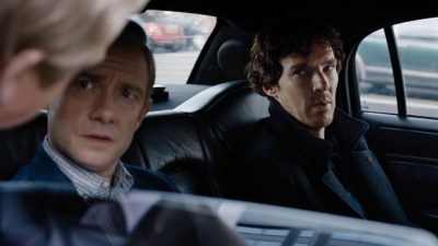 Musik in: Sherlock Series 4 – The Lying Detective (David Arnold & Michael Price)