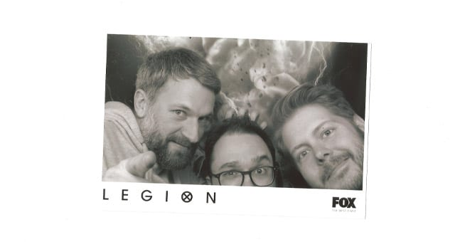 LegionPassfoto Review: Legion S01E01 - Chapter1