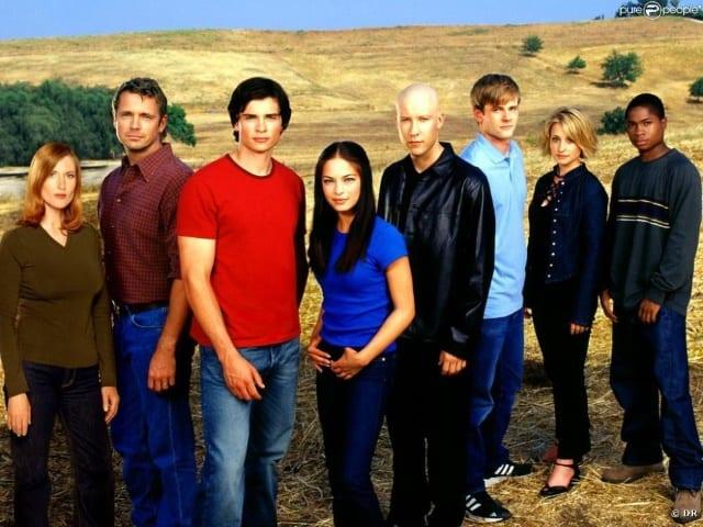 Smallville_Cast Klassiker der Woche: Smallville
