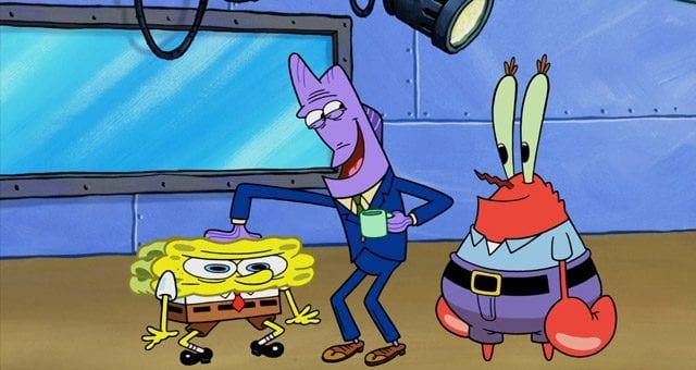 """Goodbye Krusty Krab"" mit Jon Hamm"