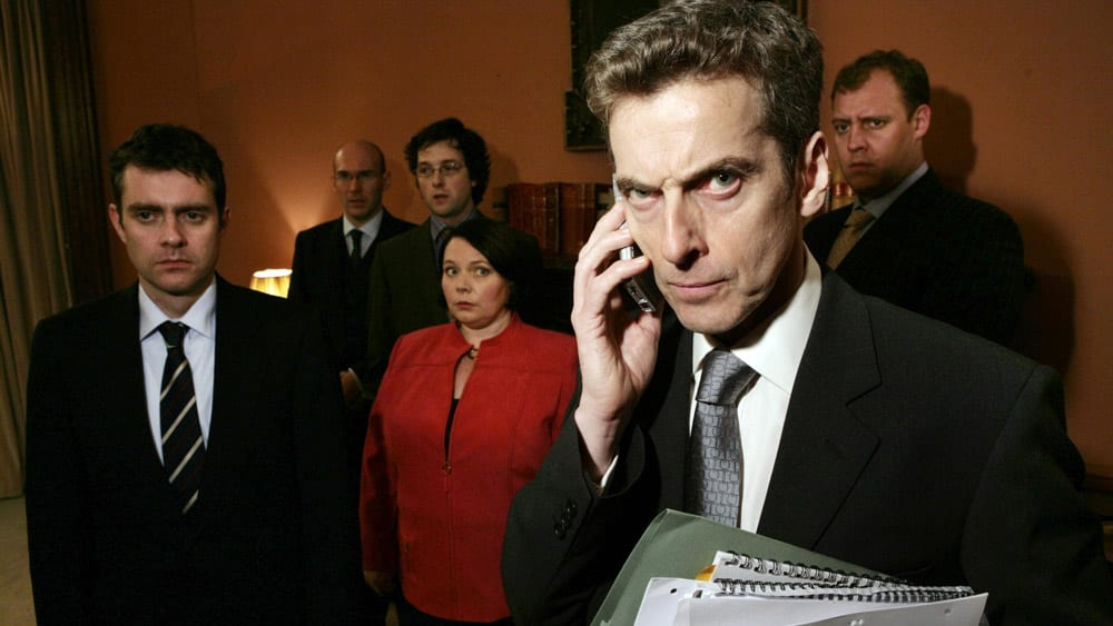 Serientest: The Thick of It