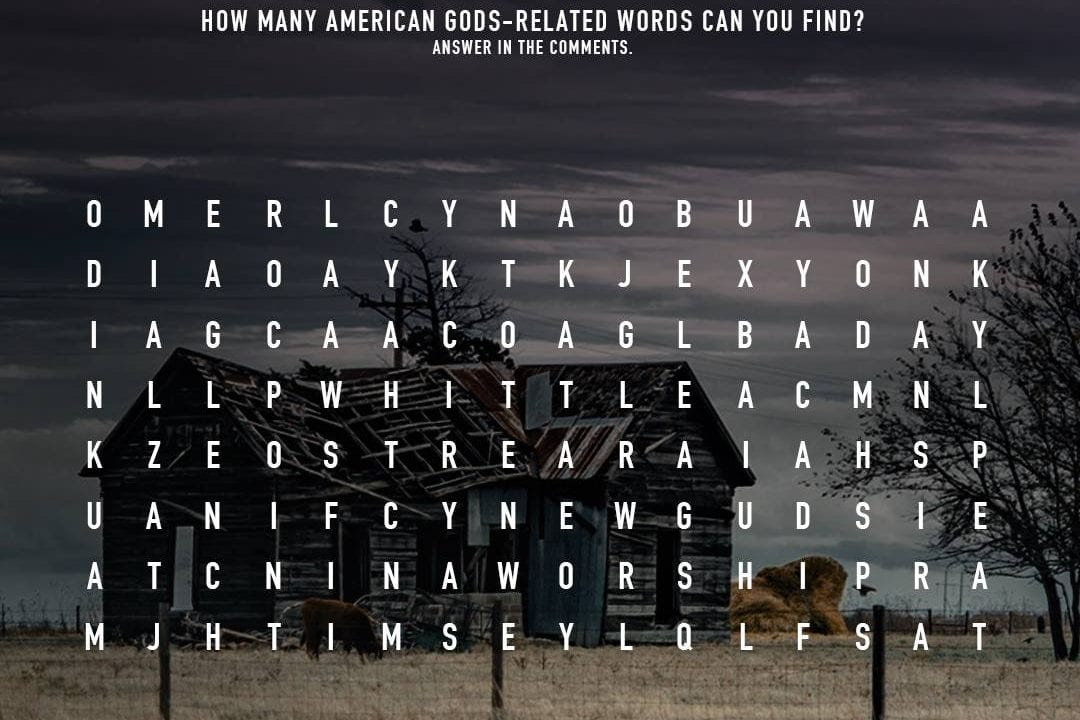 American Gods: Neue Trailer