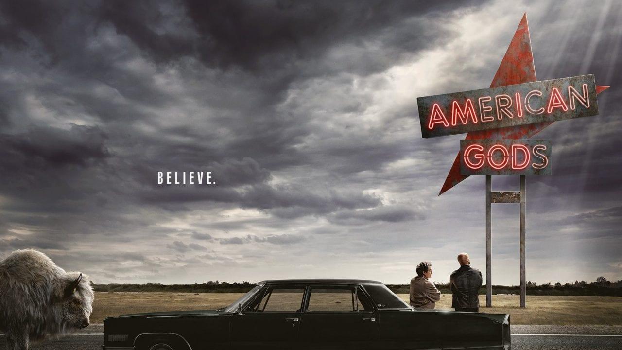 American Gods: Plakate und Startdatum