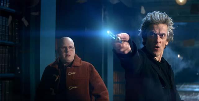 Teaser zu Series 10 von Doctor Who
